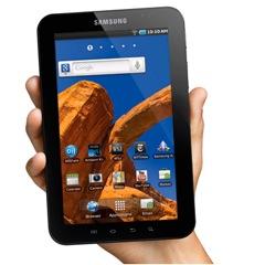 Foto de la Samsung Galaxy Tab P1010